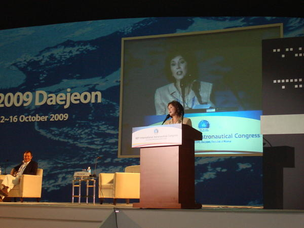 Commercial Space Plenary Session