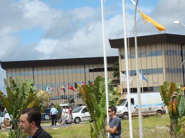 Arianespace Facility Main Building