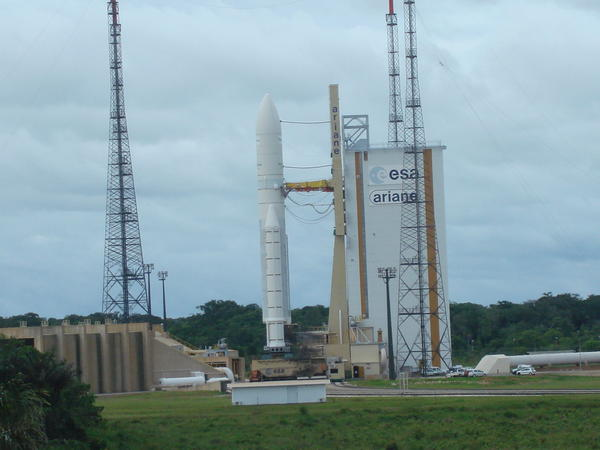 Launch Site Arianespace Facility