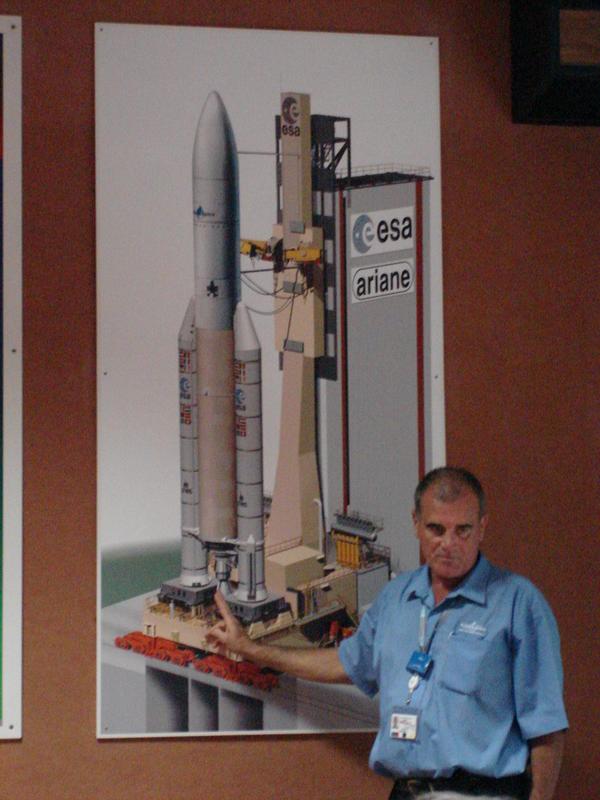 Arianespace Facility presentation