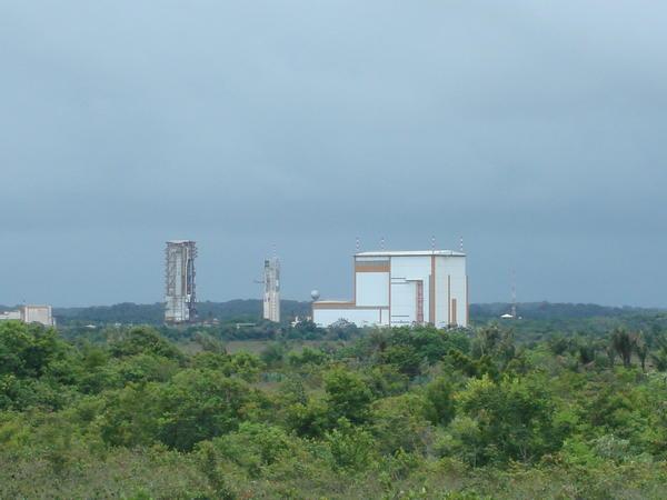 Arianespace Facility, French Guiana