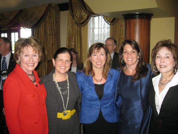 Women in Aerospace Board Meeting